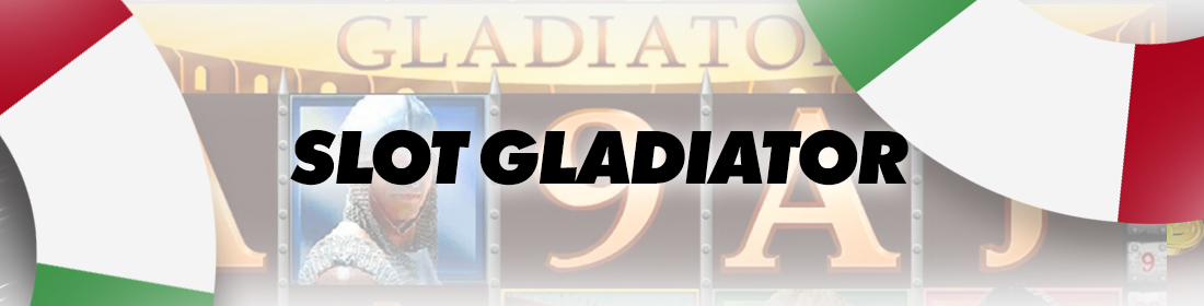 Slot machine Gladiator gratis