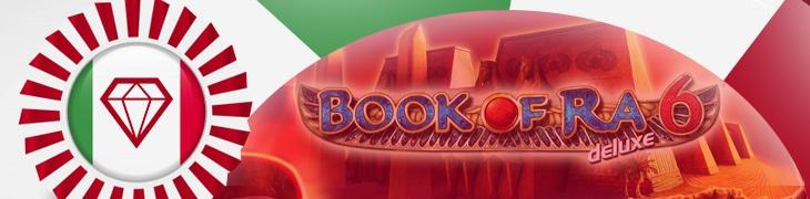 come iniziare a giocare a book of ra deluxe 6 slot online