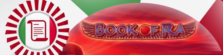 come iniziare a giocare alla slot online book of ra con soldi veri