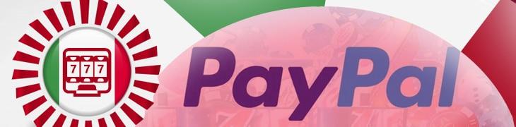 🎰 PayPal casinò