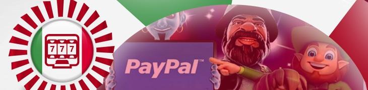 quali bookmakers accettano scommesse attraverso il paypal
